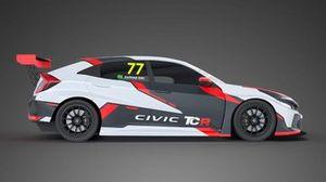 Honda Civic do TCR South America