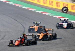 Bent Viscaal, MP Motorsport, Sophia Floersch, Campos Racing, Alessio Deledda, Campos Racing, David Schumacher, Charouz Racing System