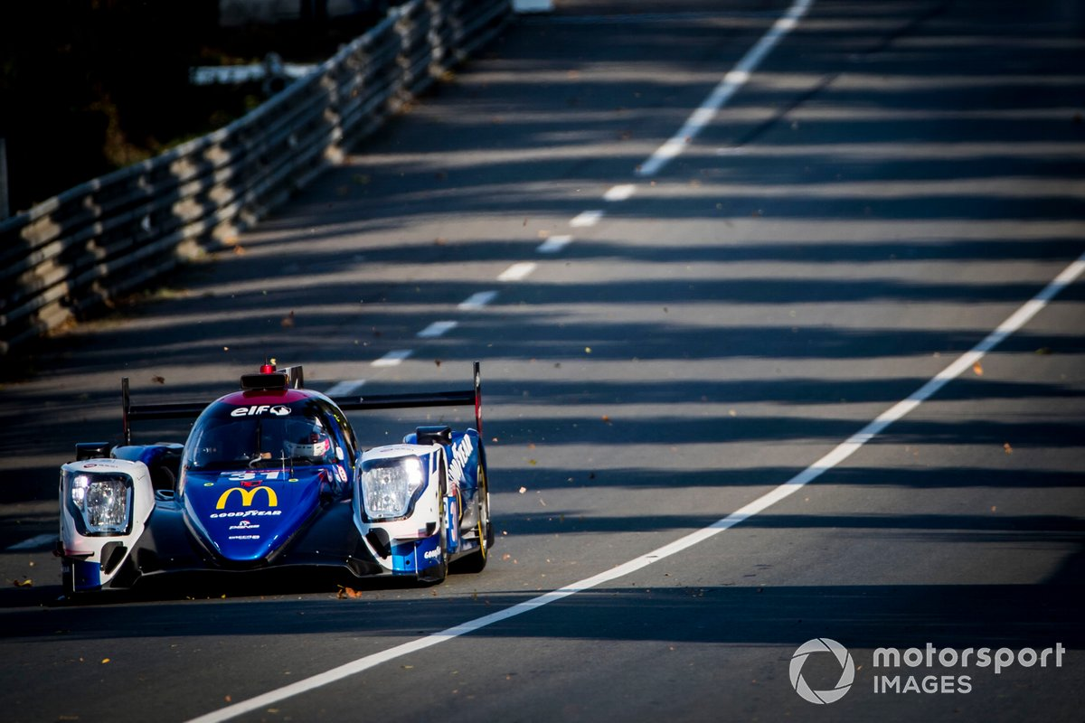 #31 Panis Racing Oreca 07 - Gibson: Nicolas Jamin, Julien Canal, Matthieu Vaxiviere