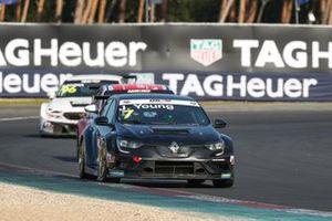 Jack Young, Vukovic Motorsport Renault Megane RS, Mikel Azcona, Zengö Motorsport Services KFT CUPRA León Competición TCR