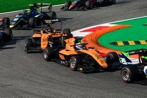 Sophia Floersch, Campos Racing e Alessio Deledda, Campos Racing