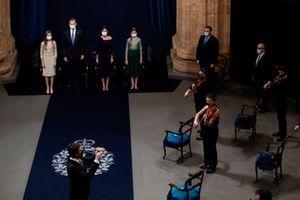 Entrega de los Premios Princesa de Asturias 2020