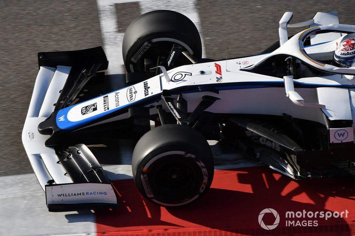 Nicholas Latifi, Williams FW43