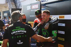 Scott Redding, Aruba.it Racing Ducati congratulates Jonathan Rea, Kawasaki Racing Team on his sixth World Title