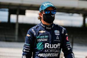 Фернандо Алонсо, Arrow McLaren SP Chevrolet