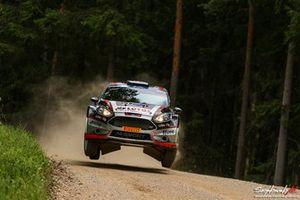 Kajetan Kajetanowicz, Maciej Szczepaniak, Ford Fiesta R5