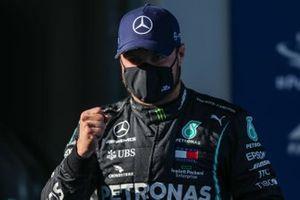 Polesitter Valtteri Bottas, Mercedes-AMG F1