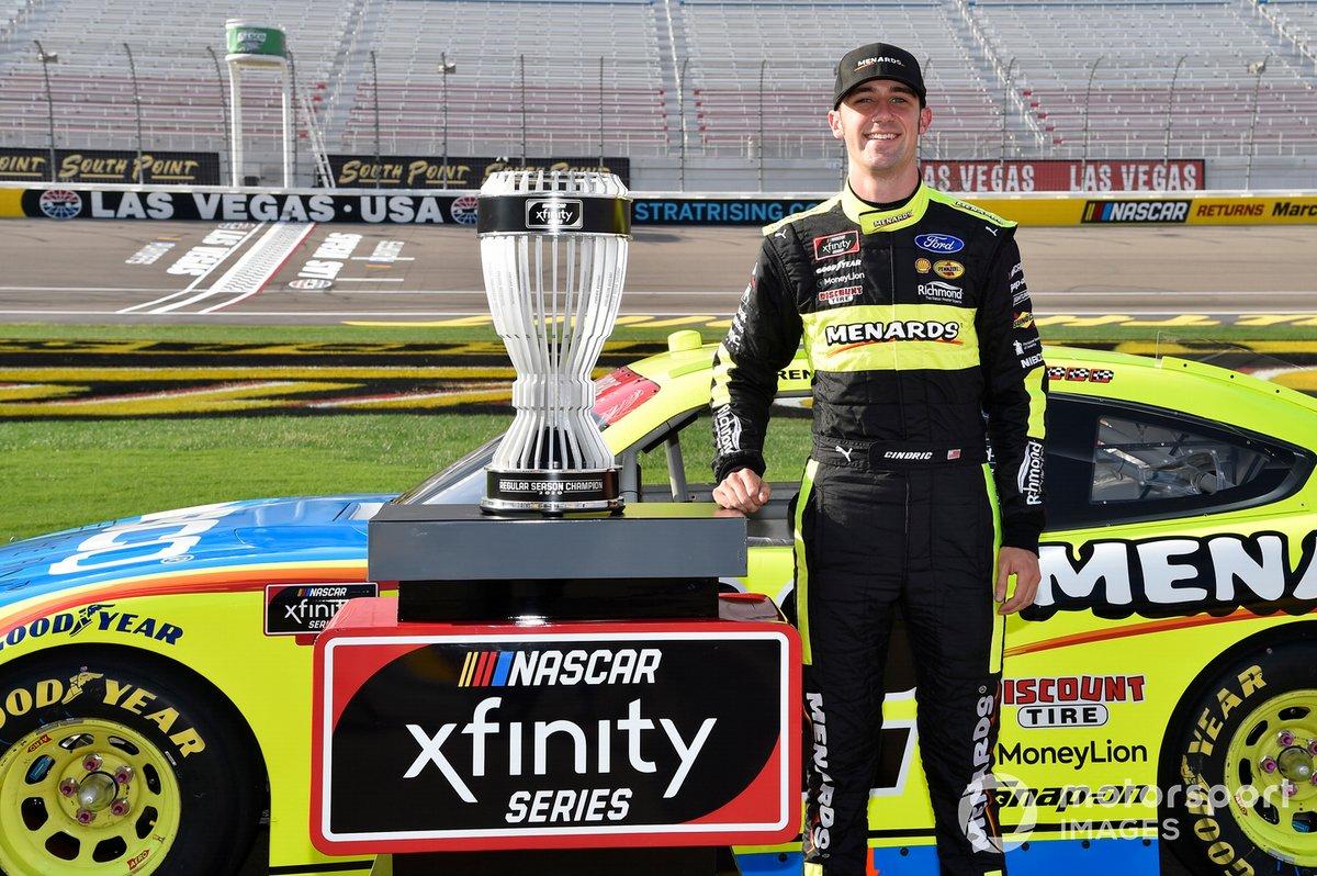 2020 - NASCAR Xfinity: Austin Cindric (Ford Mustang)