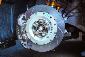 Передние тормоза Audi RS3 TCR