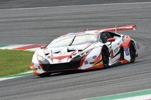 Lorenzo Marcucci, Riccardo Cazzaniga, LP Racing, Lamborghini Huracan GT3 EVO