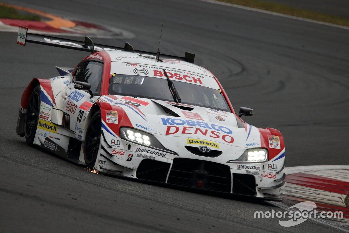 DENSO KOBELCO SARD GR Supra: Heikki Kovalainen, Yuichi Nakayama (2020)