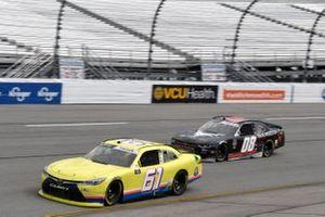 Chad Finchum, Hattori Racing Enterprises, Toyota Supra SMITHBILT HOMES Joe Graf Jr., SS Green Light Racing, Chevrolet Camaro Bucked Up Energy