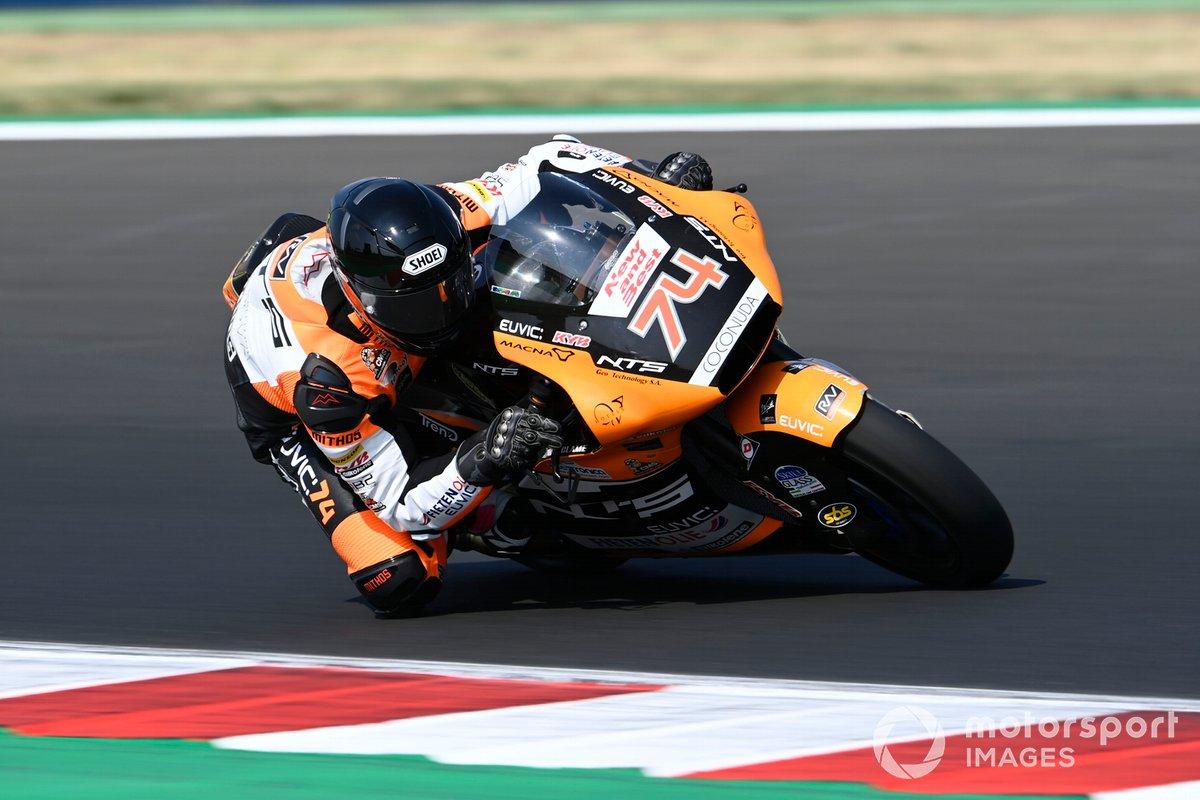 Piotr Biesiekirski, RW Racing GP