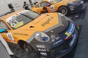 Ray Calvin, EF Racing