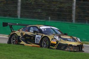 Roberto Pamparini, Mauro Calamia, Dinamic Motorsport srl, Porsche 911 GT3 R