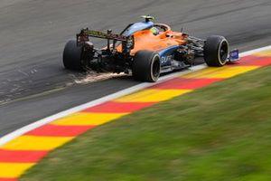 Lando Norris, McLaren MCL35,