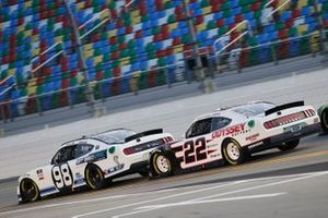 Chase Briscoe, Stewart-Haas Racing, Ford Mustang Ford Performance Racing School, Austin Cindric, Team Penske, Ford Mustang Odyssey Battery