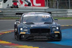 #108 CMR Bentley Continental GT3: Clément Mateu, Romano Ricci, Stéphane Tribaudini, Stéphane Lémeret
