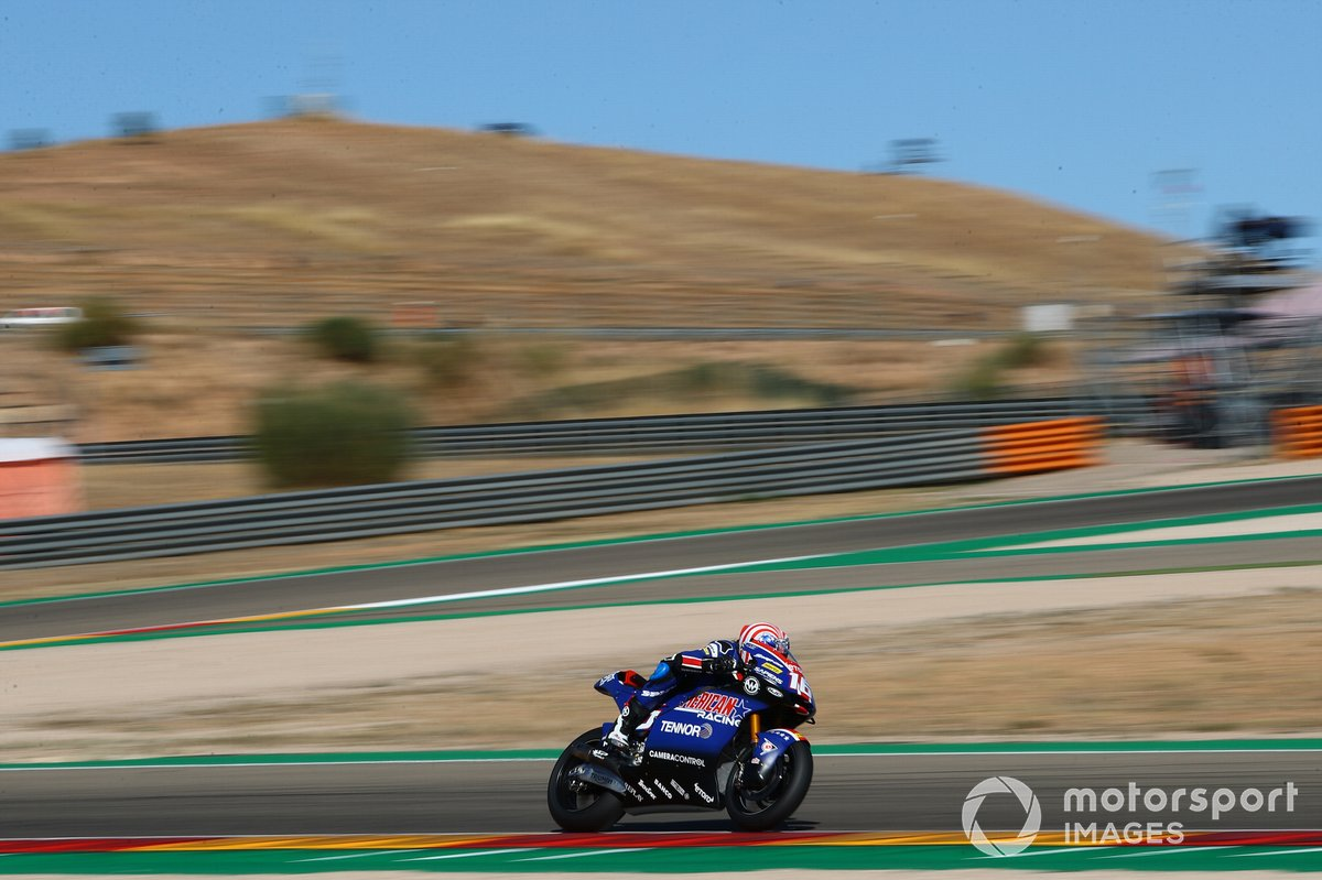 Joe Roberts, American Racing
