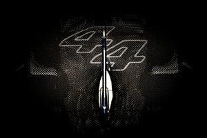 Monoposto di Lewis Hamilton, Mercedes W12