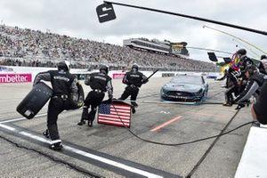 Brad Keselowski, Team Penske, Ford Mustang eCascadia