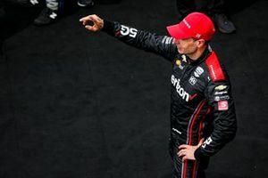 Podio: ganador Will Power, Team Penske Chevrole