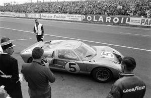 Ronnie Bucknum, Richard Hutcherson, Holman & Moody, Ford Mk II