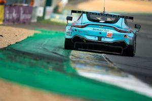 #33 TF Sport Aston Martin Vantage AMR LMGTE Am, Ben Keating, Dylan Pereira, Felipe Fraga
