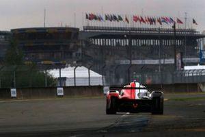 Toyota Gazoo Racing Toyota GR010 - Hipercoche híbrido en acción