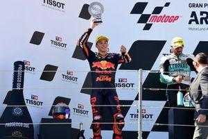 1. Dennis Foggia, Leopard Racing, 2. Deniz Öncü, Red Bull KTM Tech 3