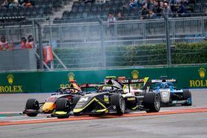 Kaylen Frederick, Carlin Buzz Racing Ayumu Iwasa, Hitech Grand Prix Calan Williams, Jenzer Motorsport