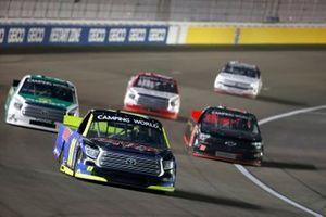 Spencer Davis, Spencer Davis, Toyota Tundra INOX Supreme Lubricants