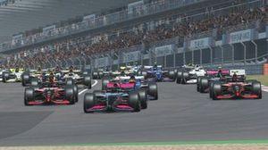 Mercedes-AMG Petronas behoudt de leiding in de Formula Pro Series met derde zege Huis