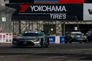 #26: O'Gara Motorsport / USRT Mercedes-AMG GT3, GTD: Steven Aghakhani, Jacob Eidson