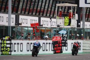Aleix Espargaró, Aprilia Racing Team Gresini Joan Mir, Team Suzuki MotoGP