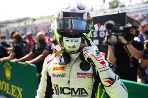 Race winner Lorenzo Colombo, Campos Racing