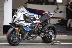 Tom Sykes, BMW Motorrad WorldSBK Team bike