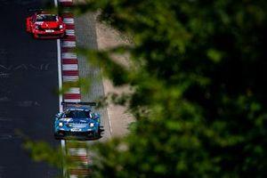 #57 BLACK FALCON Team IDENTICA Porsche 911 GT3 Cup MR: Noah Nagelsdiek, Florian Naumann, Carlos Rivas, Hendrik Von Danwitz