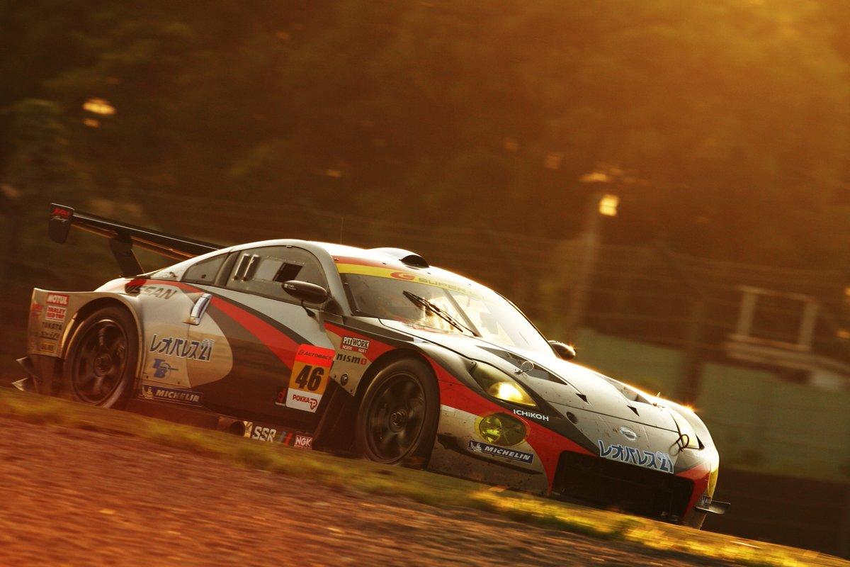 2008年、GT300にMOLAから復帰