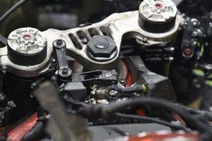 Sturz: Dani Pedrosa, Red Bull KTM Factory Racing
