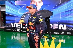 Il Pole man Max Verstappen, Red Bull Racing