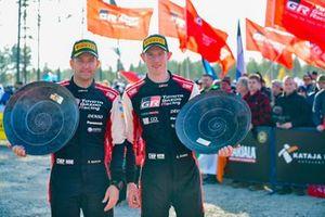 Winner #Elfyn Evans, Scott Martin, Toyota Gazoo Racing WRT Toyota Yaris WRC