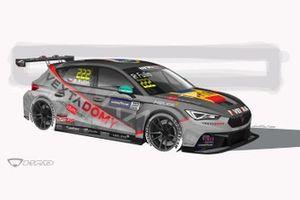 Petr Fulin, Fullin Race Academy, Cupra Leon Competicion TCR