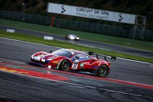 #52 AF Corse Ferrari 488 GT3: Lorenzo Bontempelli, Louis Machiels, Andrea Bertolini