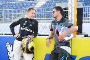 Stoffel Vandoorne, Mercedes-Benz EQ Mitch, Evans, Jaguar Racing