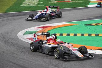 Leonardo Pulcini, Campos Racing, Ryan Tveter, Trident