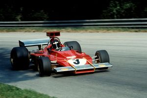 Жаки Икс, Ferrari 312B3