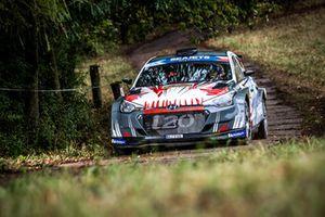 Дани Сордо и Карлос дель Баррио, Hyundai i20 R5, Hyundai Motorsport