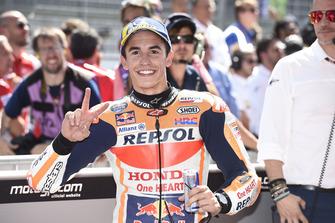 Second placeMarc Marquez, Repsol Honda Team