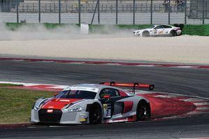 #7 Audi R8 LMS-GT3, Audi Sport Italia: Baruch-Green